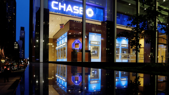 Chase Bank review clients