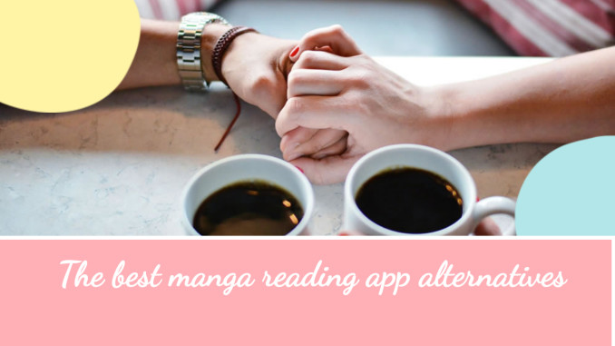 The best manga reading app alternatives