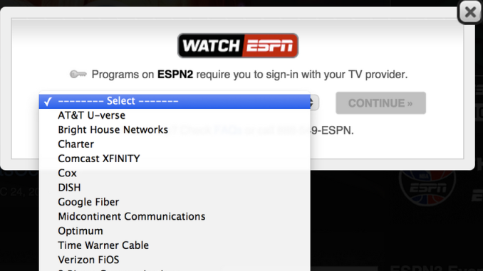 How to watch ESPN channels on Direct TV